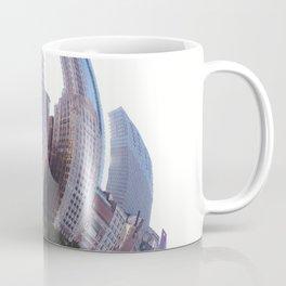 Reflecting, Chicago City in Cloud Gate Coffee Mug
