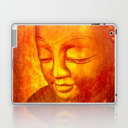 Buddha from Sri Lanka Laptop & iPad Skin