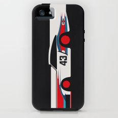 Moby Dick - Vintage Porsche 935/70 Le Mans Race Car iPhone (5, 5s) Tough Case