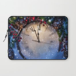 The Night Before Christmas Laptop Sleeve