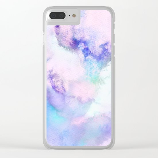 A 0 10 Clear iPhone Case