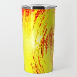 Fire. Travel Mug