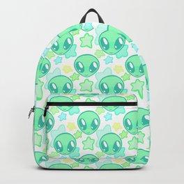 Little Green Backpack