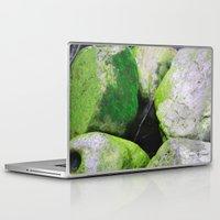 moss Laptop & iPad Skins featuring Moss by Darkest Devotion
