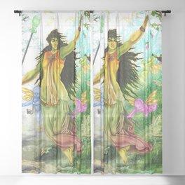 Maytime Maker Sheer Curtain