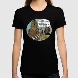Worf & the Wookie T-shirt