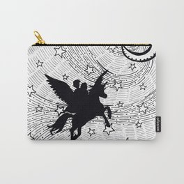 Flight of the alicorn Carry-All Pouch