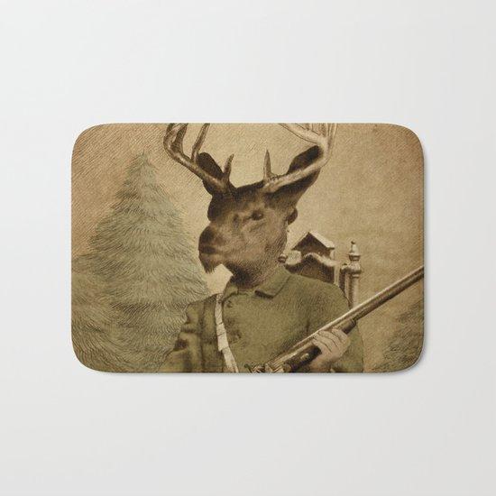 The Deer Hunter  Bath Mat