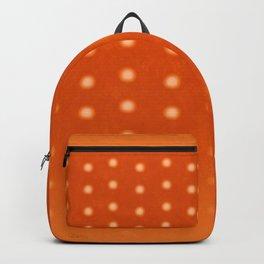 """Polka Dots Degraded & Orange Cream"" Backpack"