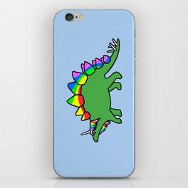 Stegocorn (Unicorn Stegosaurus) iPhone Skin