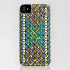 Aztec Hour Slim Case iPhone (4, 4s)