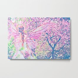 Fairy 1 Metal Print