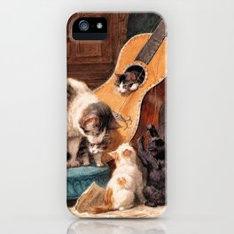 Musician - Digital Remastered Edition iPhone Case