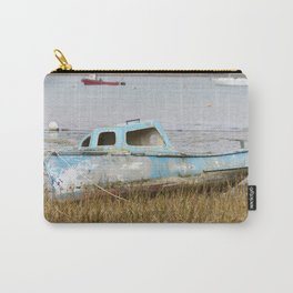 Little blue boat Carry-All Pouch