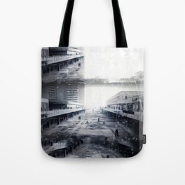 Snowfallen Ashes: Within These Years of Questionable Defeat Tote Bag