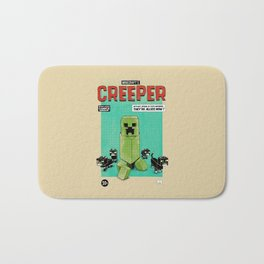 Creeper Bath Mat