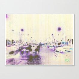 VITESSE Canvas Print