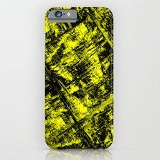 Amazing Yellow - fluid cubism Slim Case iPhone 6s