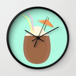 Cocada Wall Clock