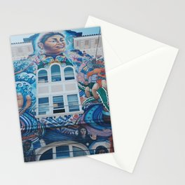 Under the Art Stationery Cards