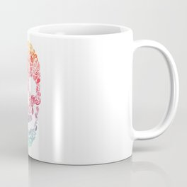 Death By Paisley Coffee Mug