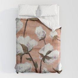 Cotton field Comforters