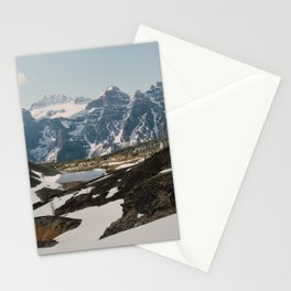 Ten Peaks Stationery Cards