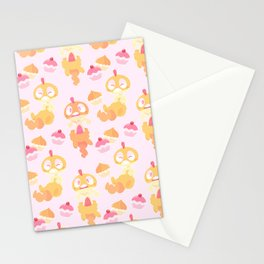 Poképants Stationery Cards