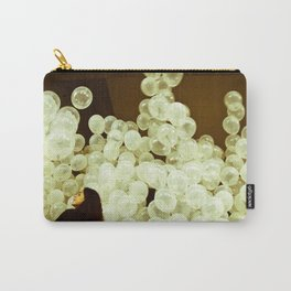 White Ballons  Carry-All Pouch