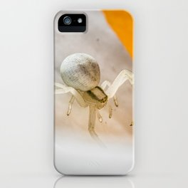 Looking Down iPhone Case
