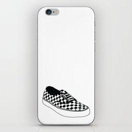 Vans iPhone Skin