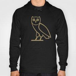 Classic Owl - Black Hoody