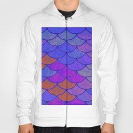 Multicolor Scales Hoody