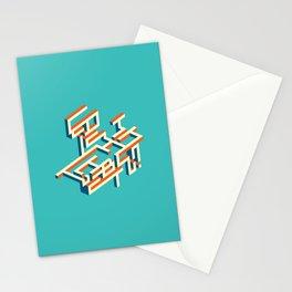 Miss O Ginny Stationery Cards