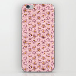Botanken's Pattern Dream: Pink. iPhone Skin