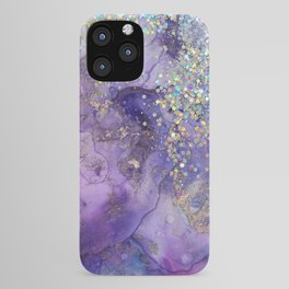 Watercolor Magic iPhone Case