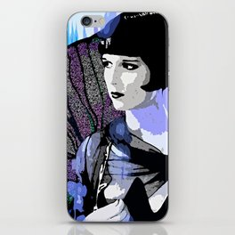 Louise Brooks:  We'll Always Have Paris iPhone Skin