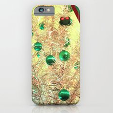 The View At Christmas iPhone 6s Slim Case
