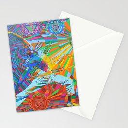 Viparita Virabhadrasana - 2013 Stationery Cards
