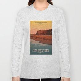 Prince Edward Island National Park Long Sleeve T-shirt