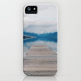 crystal. iPhone Case