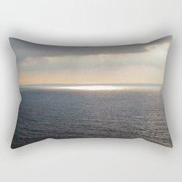 From Above Rectangular Pillow