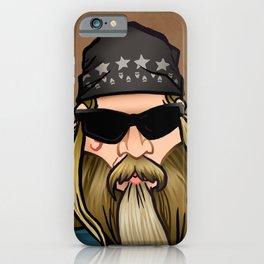 Tom Hanson iPhone Case
