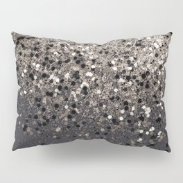 Sepia Glitter #1 #shiny #decor #art #society6 Pillow Sham
