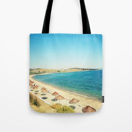 THE CURVE Tote Bag