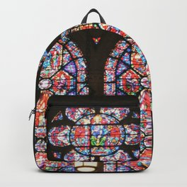 Stained Glass Window Backpack