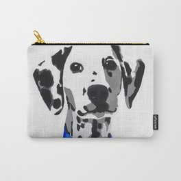 Winnie in blue Carry-All Pouch