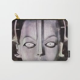 Robot From Metropolis Carry-All Pouch