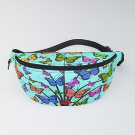 Butterflyes XGX Fanny Pack
