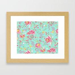 Hatsumo Exquisite Oriental Pattern III Framed Art Print